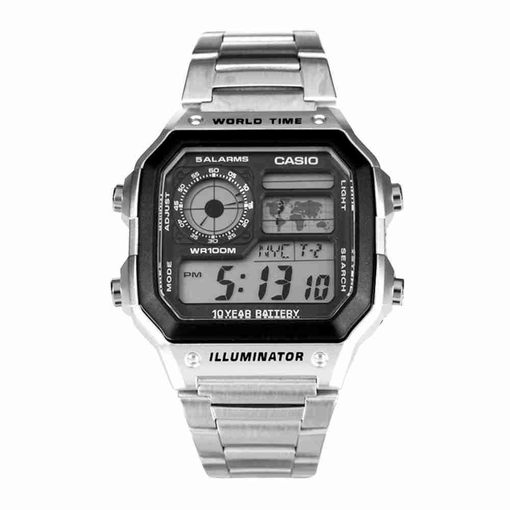3e8291feaf Casio AE-1200WHD-1AV Youth Series Digital Watch - WatchCentre.PK