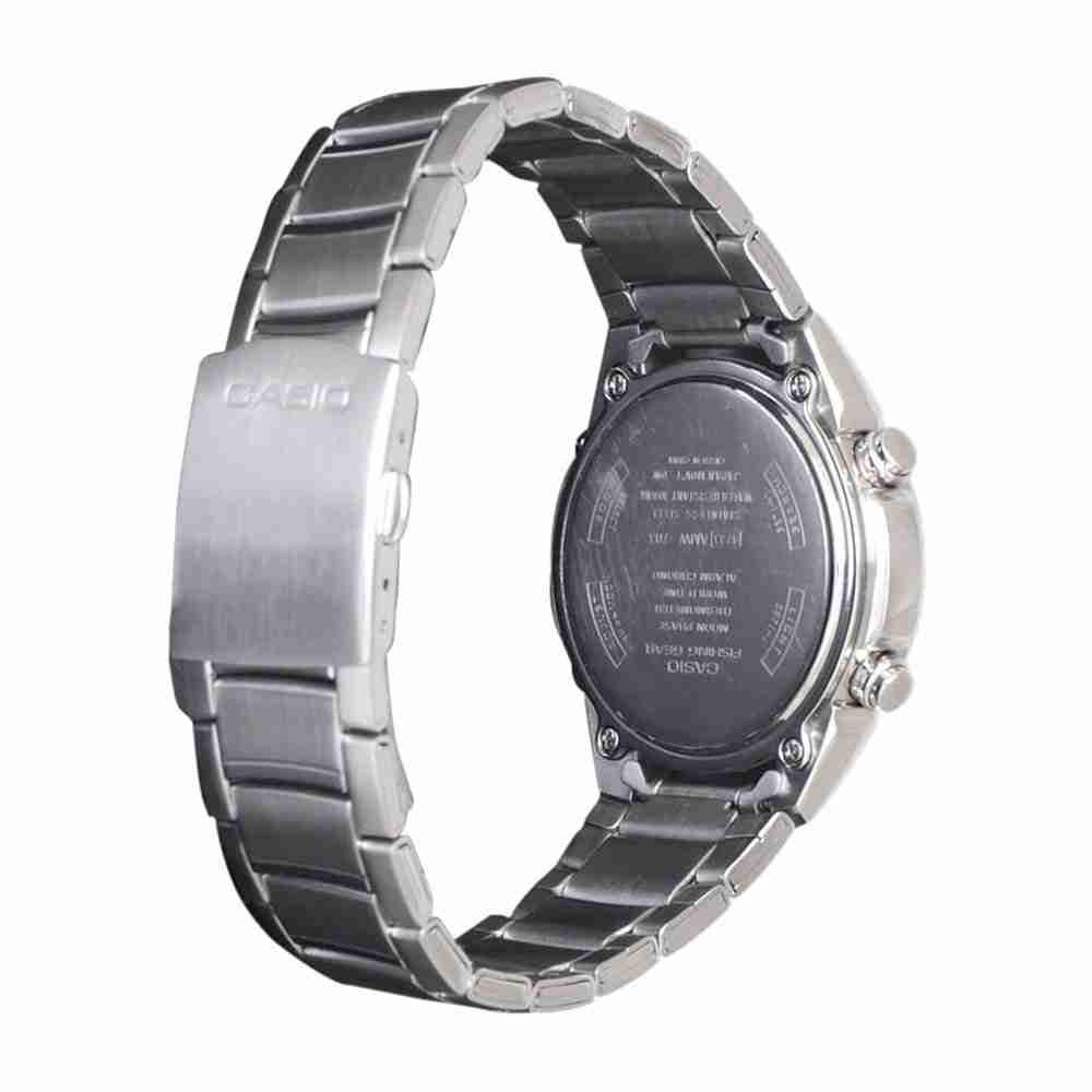 Casio AQW101 1AV Moon Phase Fishing Watch Analog Digital ...
