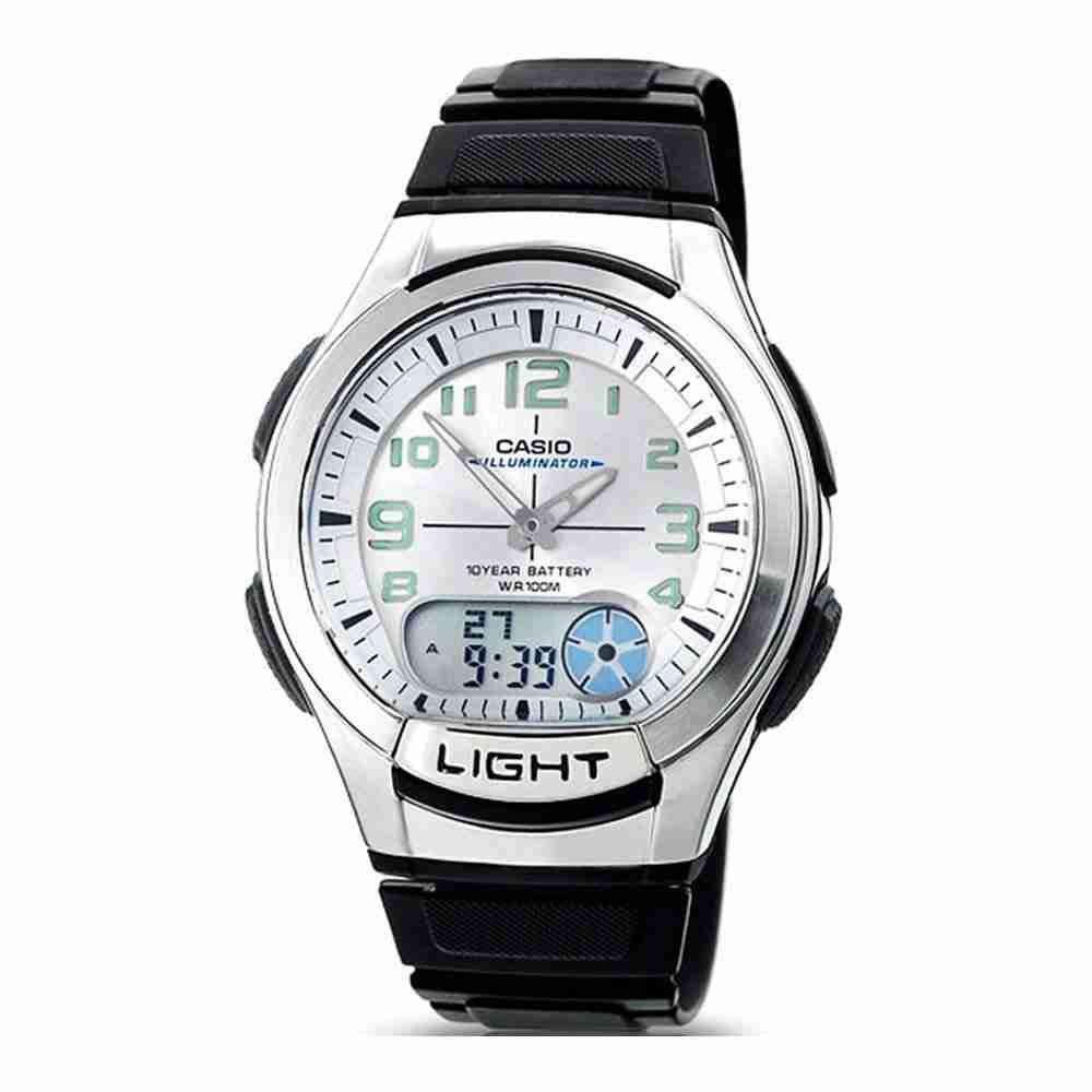 cdbfccb4ee9 Casio Standard AQ-180W-7BV Stylish Wrist Watch - WatchCentre.PK