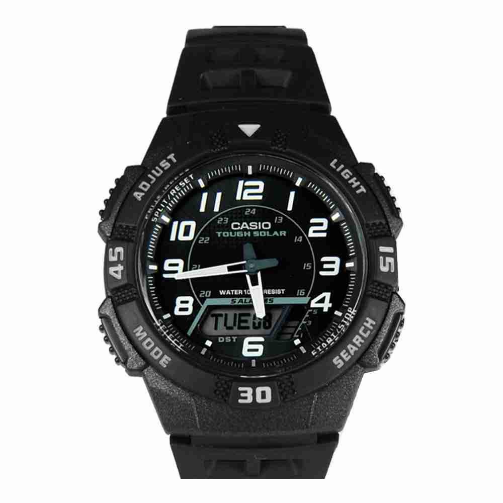 ddfb628cc0ebf Casio AQ-S800W-1BV Solar Powered Wrist Watch - WatchCentre.PK