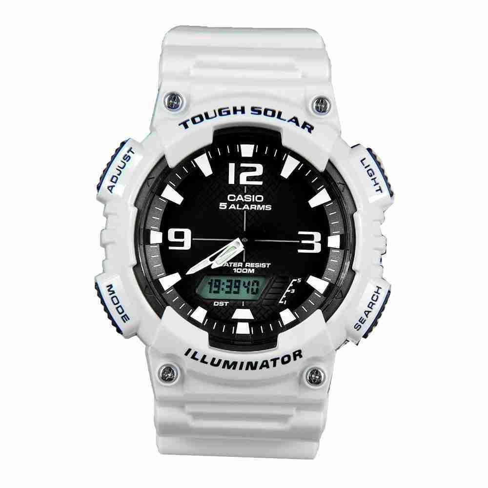 b151cdbd1670c Casio AQ-S810WC-7AV Tough Solar Men s Watch - WatchCentre.PK