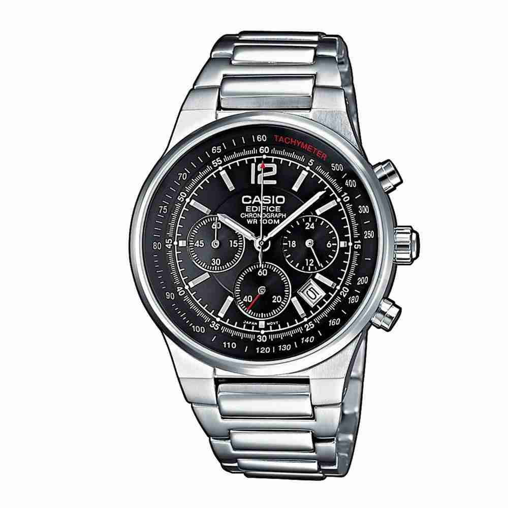 fcee6f188 Casio Edifice EF-500D-1AV Classic Men's Wrist Watch - WatchCentre.PK