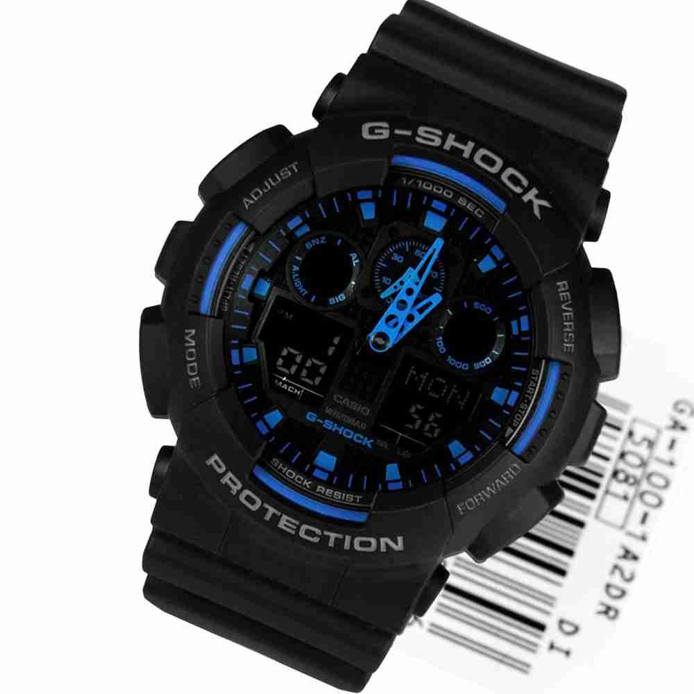 7a853fc700dc Casio GA-100-1A2 G-Shock Series Men s Watch - WatchCentre.PK