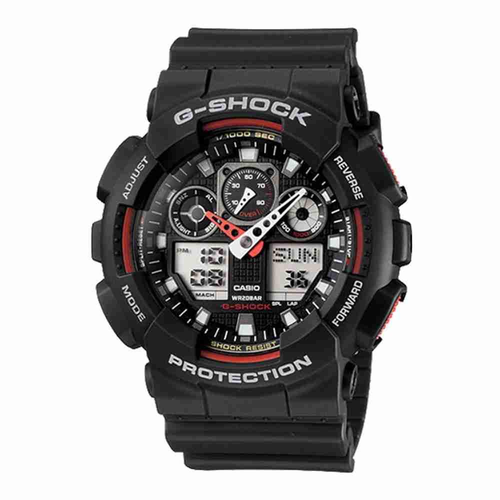 8cf2bb193625 Casio GA-100-1A4 G-Shock Series Men s Watch - WatchCentre.PK