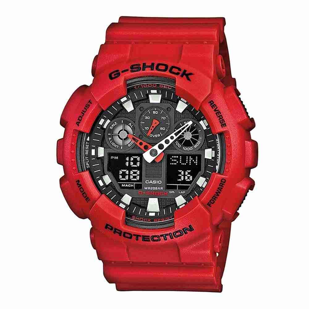 9eb178343a7 Casio GA-100B-4A G-Shock Series Men s Watch - WatchCentre.PK