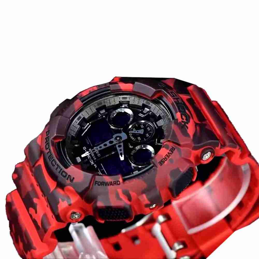 Casio Ga 100cm 4a G Shock Series Mens Watch 100b 4adr The Product Is Already In Wishlist Browse