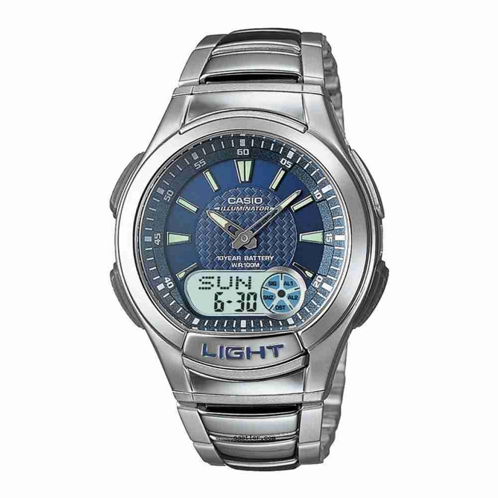 5e3ce1407e2 Casio Standard AQ-180WD-2AV Stylish Wrist Watch - WatchCentre.PK