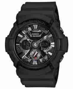 Casio G-Shock-GA-201-1ADR