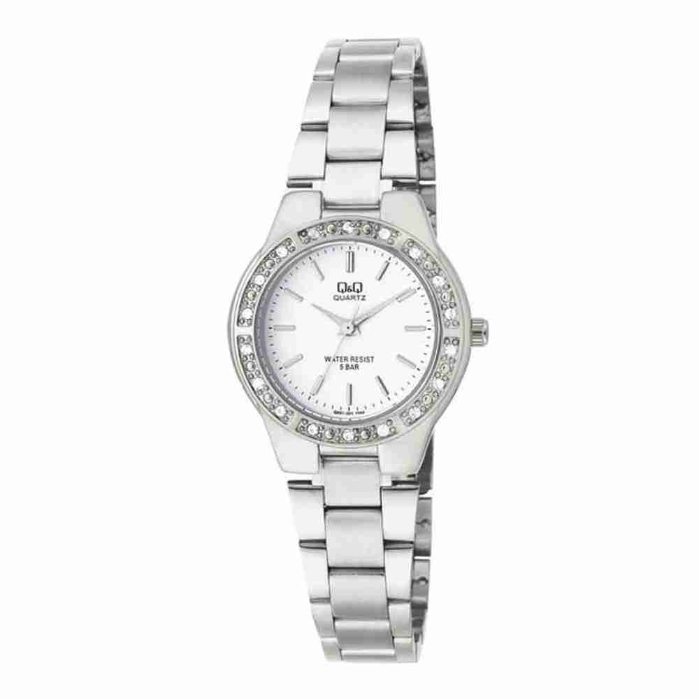 Q q q691 j201 stylish analog women 39 s watch watchcentre pk for Q q watches