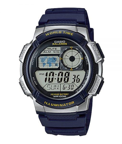 Casio-AE-1000W-2AV