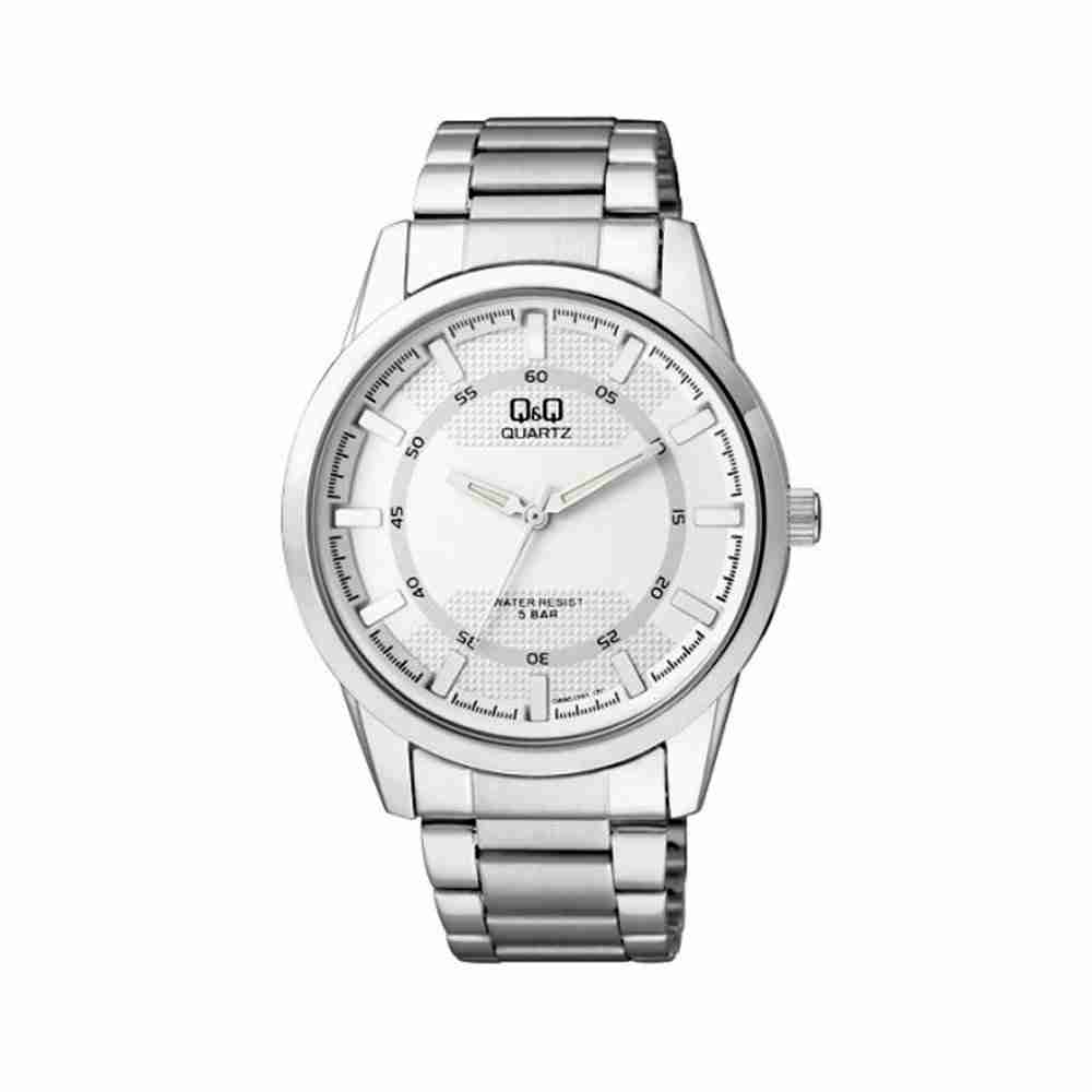 76a4452112e Q Q Q890J201 Classic Analog Stainless Steel Wrist Watch - WatchCentre.PK