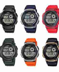 Casio AE 1000W series watches Pakistan