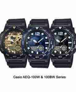 Casio-AEQ-100W-&-100BW-Series