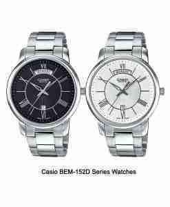 Casio-BEM-152D-Series-Watches