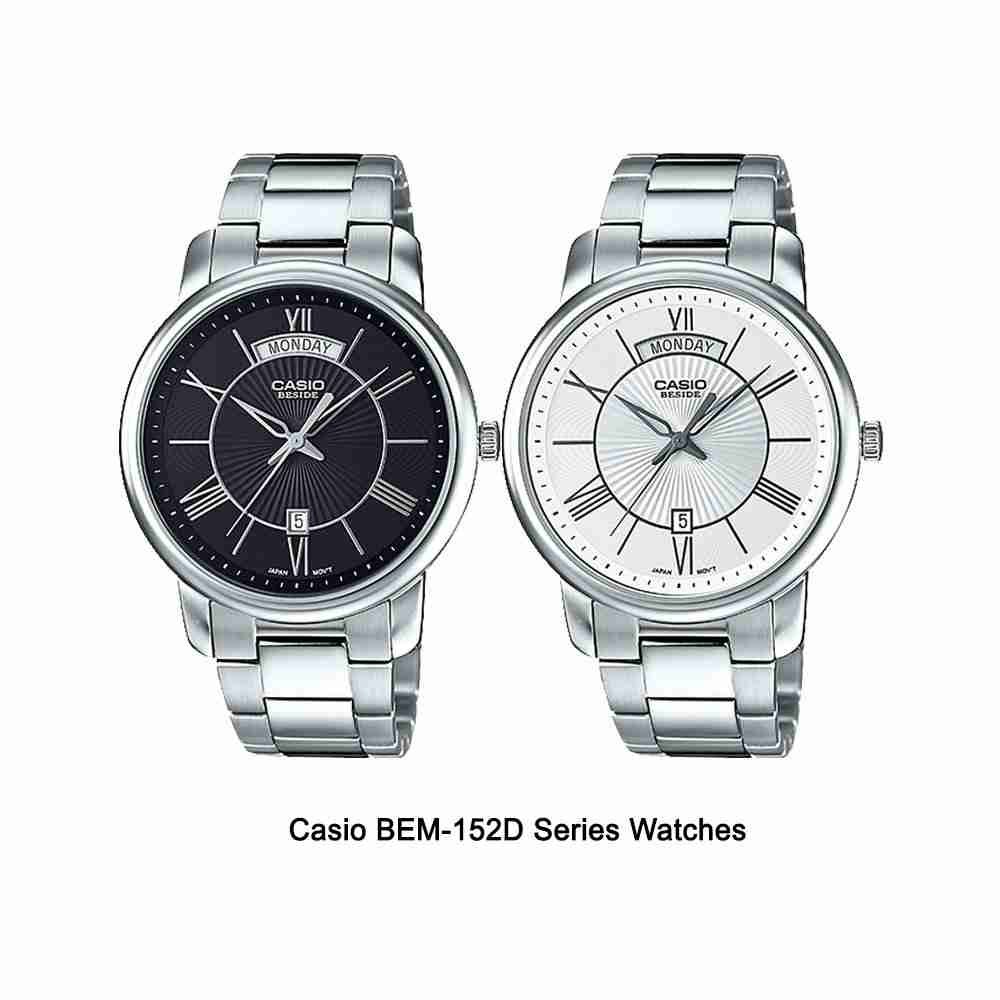 Casio-BEM-152D-Series-Watches