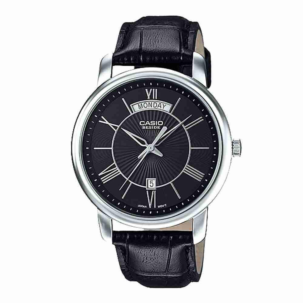 Shop for Casio BEM-152L-1AV Beside Series Wrist Watches ...
