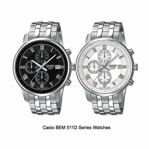 Casio-BEM-511D-Series-Watches
