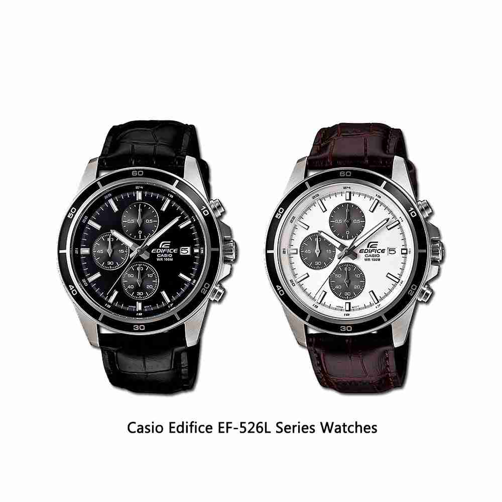 Casio Watches Archives Page 25 Of 31 Edifice Efr 540d 1av Ef 526l Series