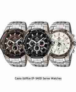 Casio-Edifice-EF-540D-Series-Watches
