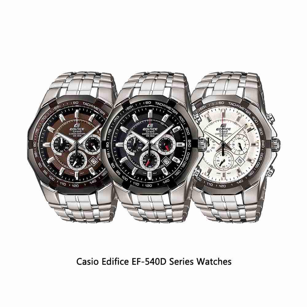Shop for Casio Edifice EF-540D Series Men's Wrist Watch ...