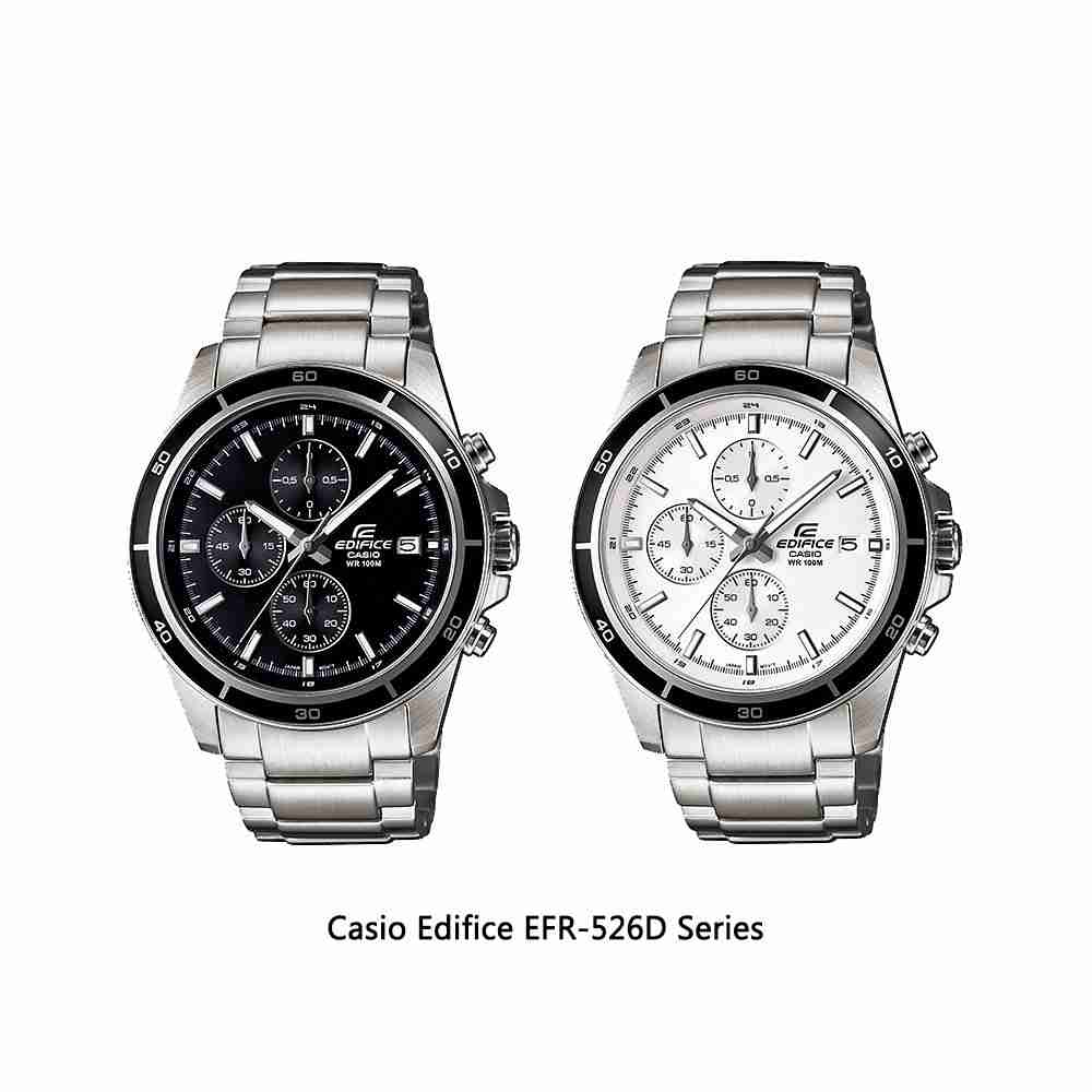 Shop for Casio Edifice EFR-526D Series Men s Wrist Watches ... afdc130aeab