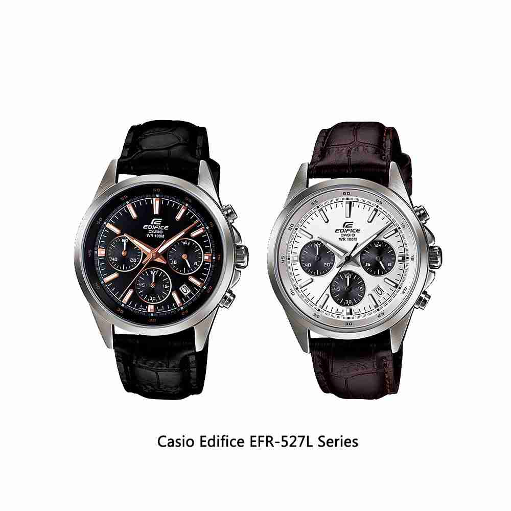 55a1384ff9b7 Shop for Casio Edifice EFR-527L Series Men s Wrist Watches ...