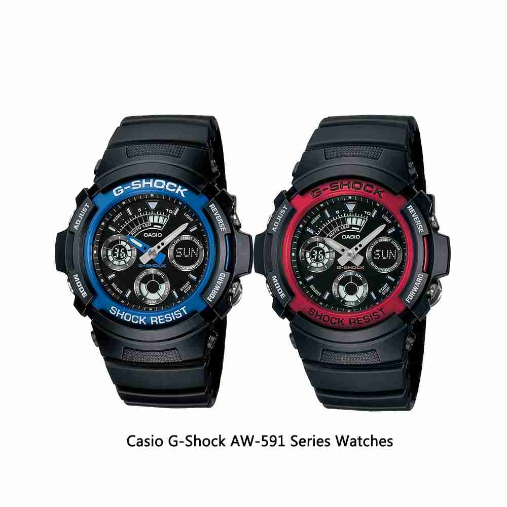 Shop for Casio G-Shock AW-591 Series Men's Wrist Watches ...