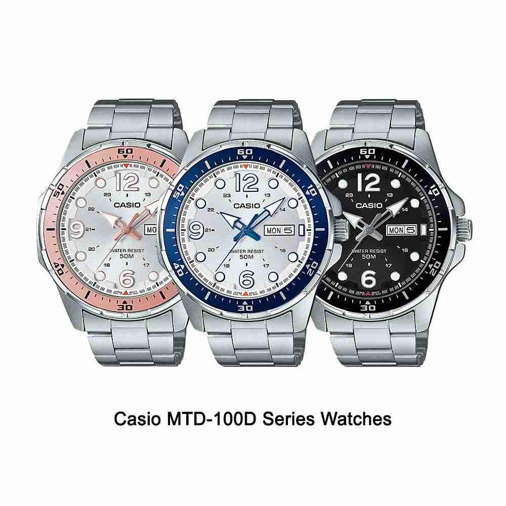 Series Casio Watches
