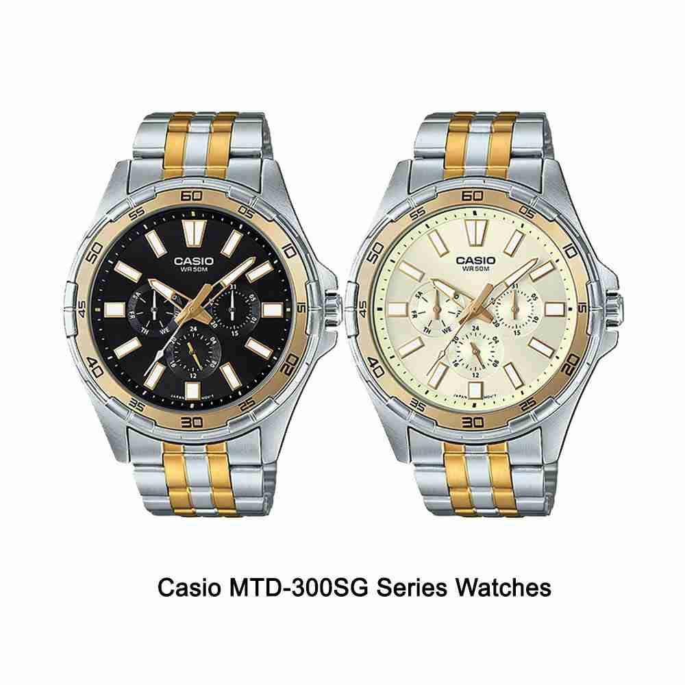 Shop for Casio Standard MTD-300SG Series Wrist Watches ...