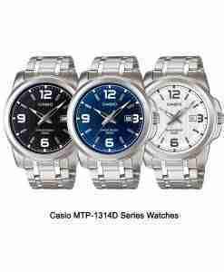 Casio-MTP-1314D-Series-Watches