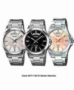 Casio-MTP-1381D-Series-Watches