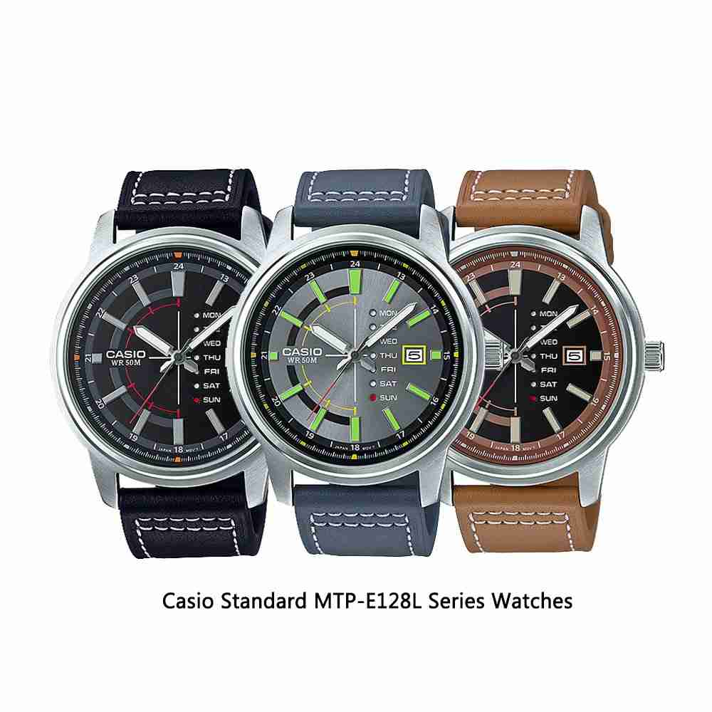 Casio Watches Archives