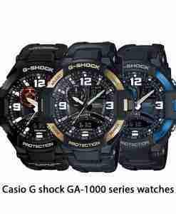 G-Shock GA-1000 Series