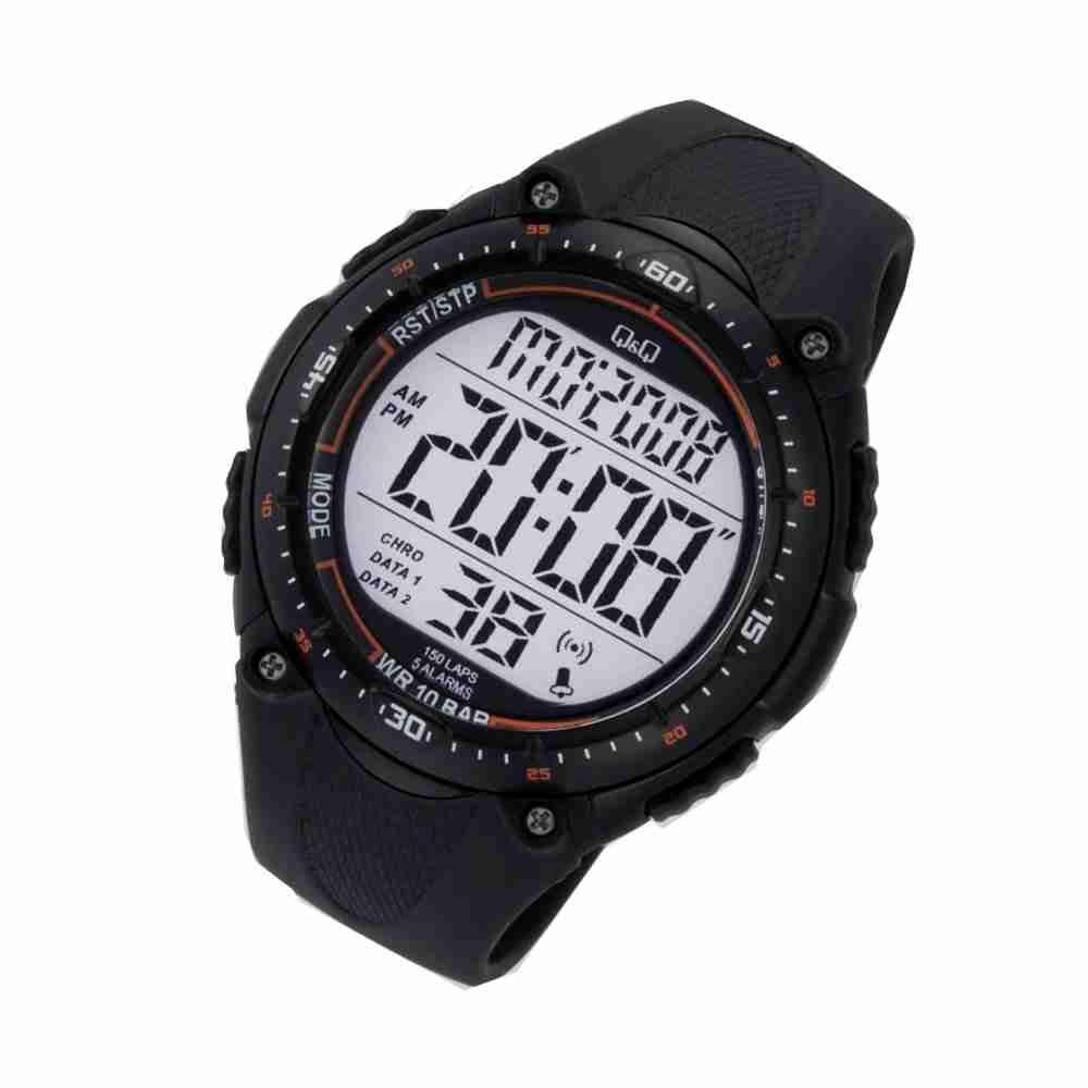 Q&Q by Citizen M010J001 Model Digital Wrist Watch ...