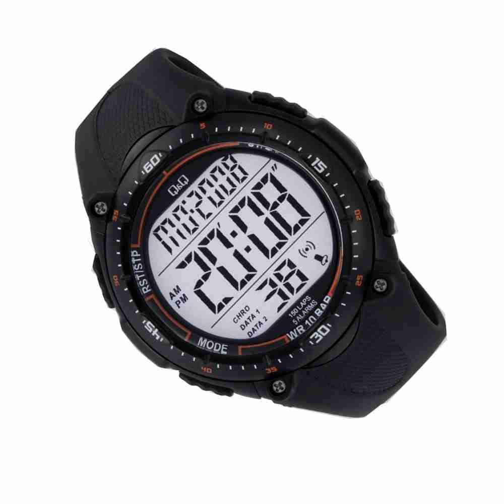 qampq by citizen m010j001 model digital wrist watch