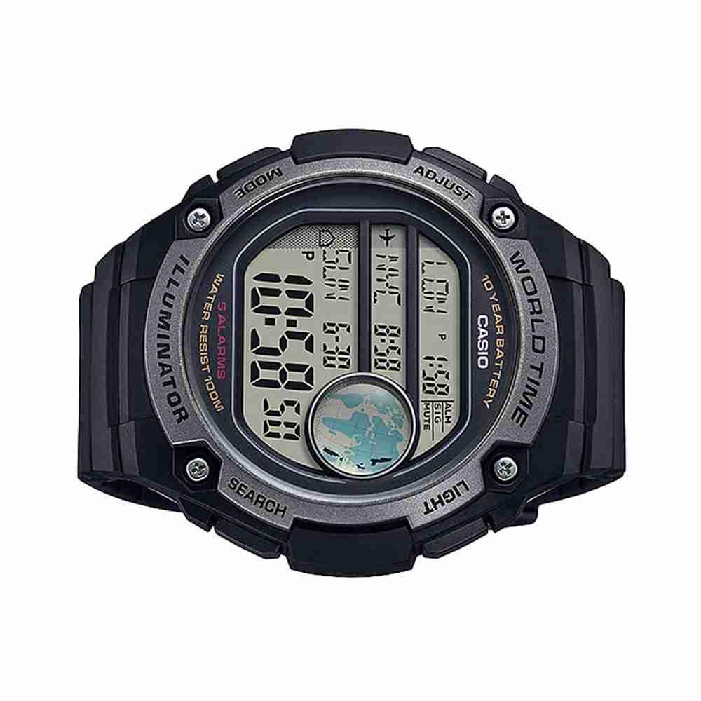 shop for casio ae 3000w 1av stylish digital wrist