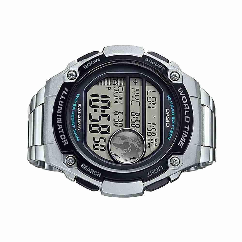 shop for casio ae 3000wd 1av stylish digital wrist