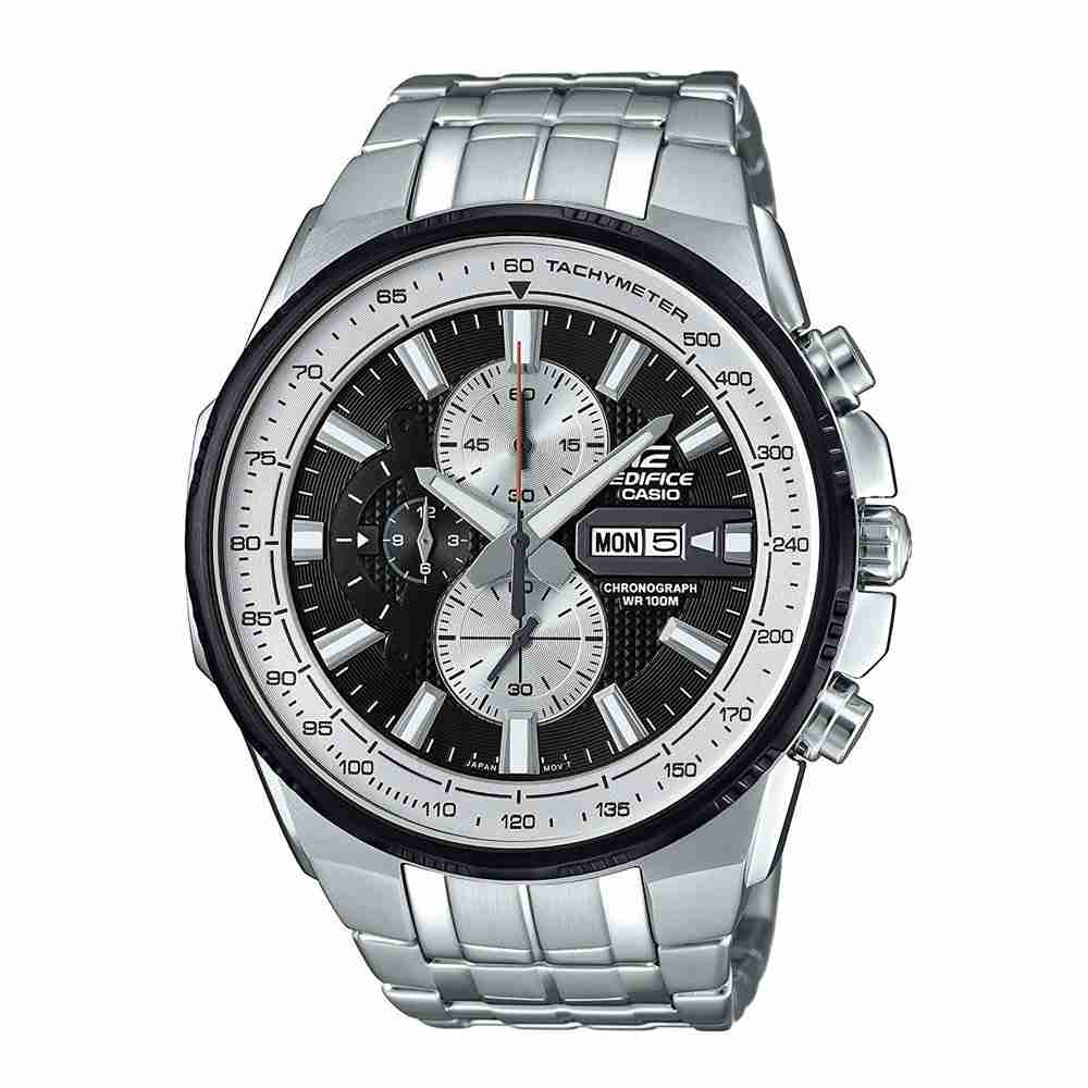 Edifice Archives Page 3 Of 8 Casio 543d Stainless Silver Chrono Men Watch Efr 549d 1bv