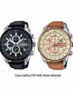 Casio-Edifice-EFR-549L-Series-Watches