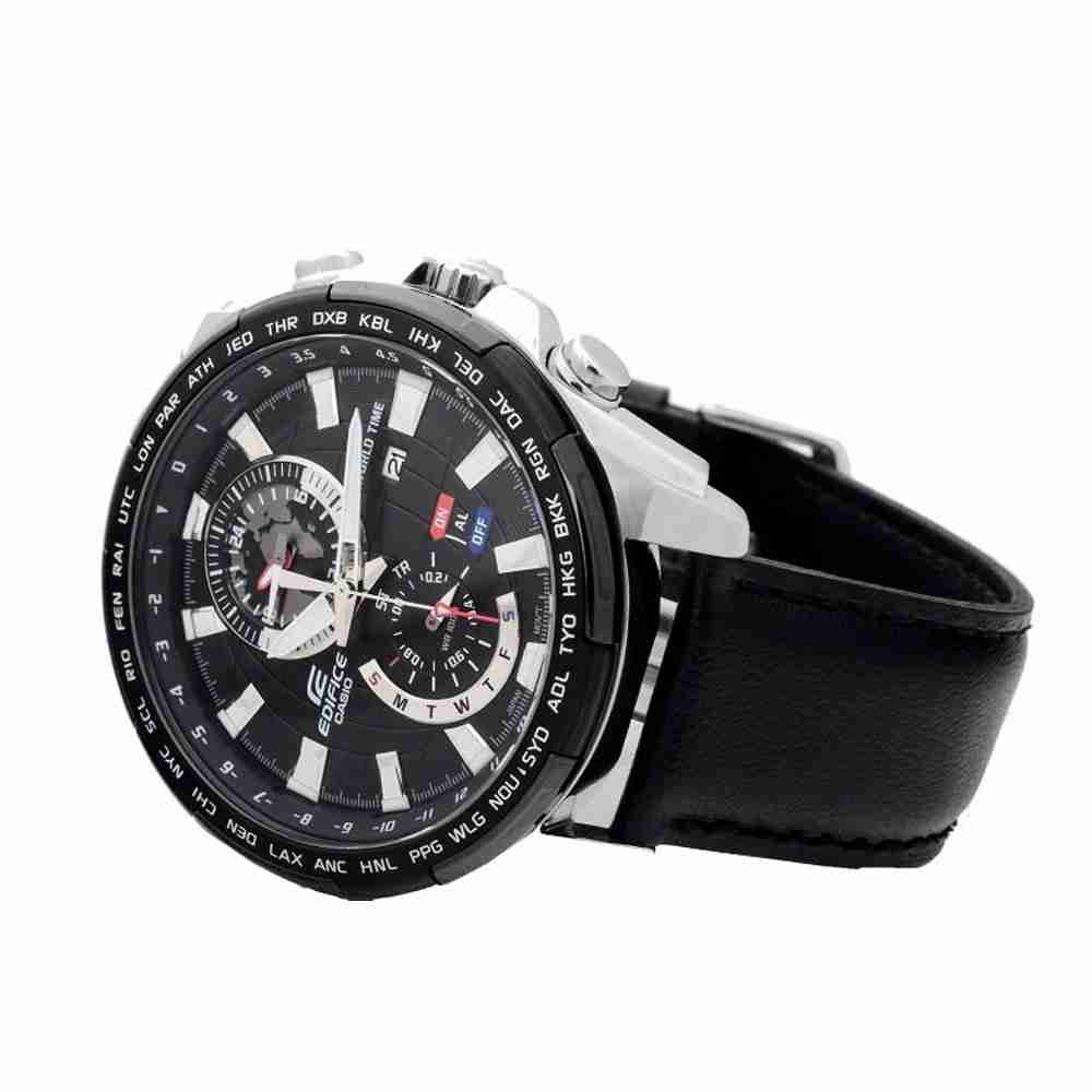 how to set up casio edifice watch