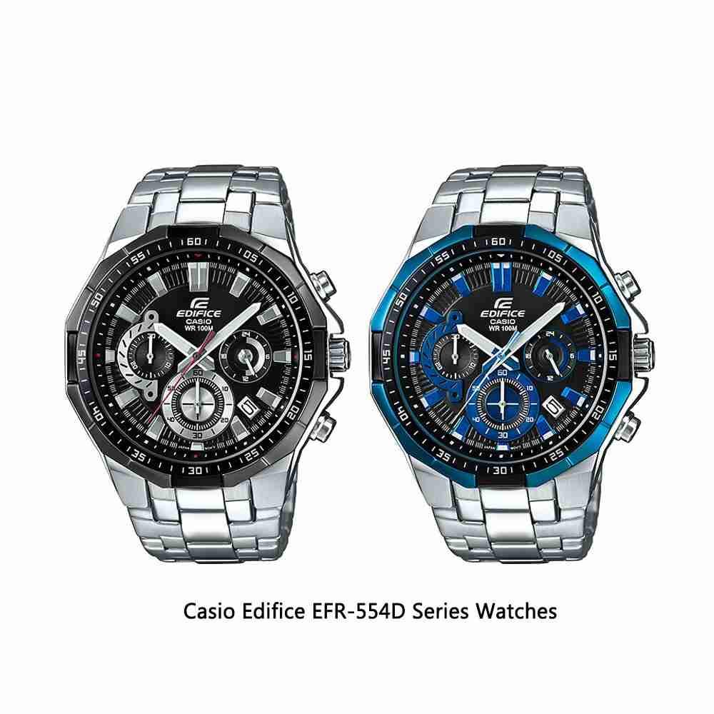 Shop for Casio Edifice EFR-554D Series Men's Wrist Watches ...
