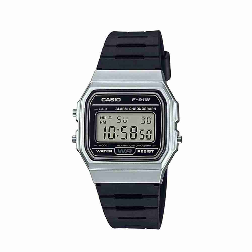 Shop for Casio F-91WM Vintage Series Watches for Youth - WatchCentre.PK