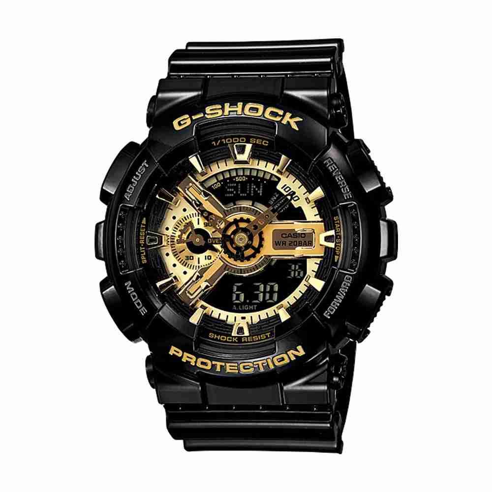 db0d98f6b64d Shop for Casio G-Shock GA-110BR-5A Black Strap Stylish Wrist Watch ...