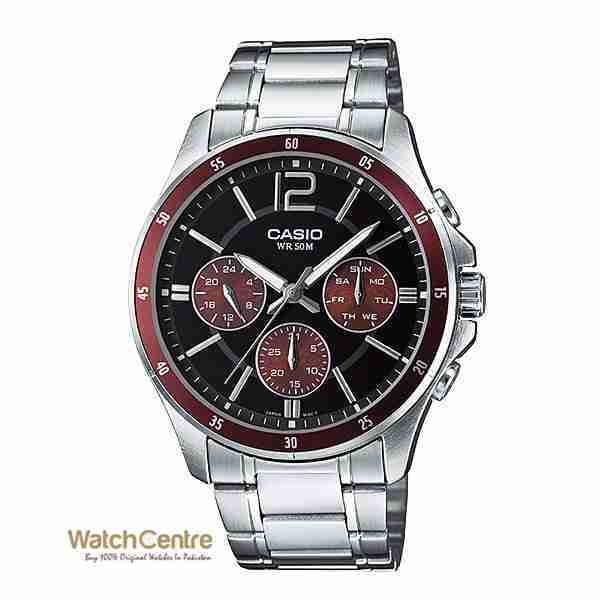 Casio MTP-1374D-5AV Watch Price Pakistan