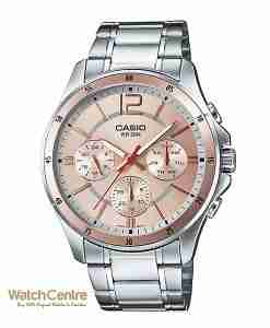 Buy Casio MTP-1374D-9AV Chronograph Men's Wrist Watch