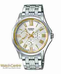 Casio MTP-E311DY-4AV Classic Stainless Steel Chronograph Silver Dial Men's Watch Pakistan