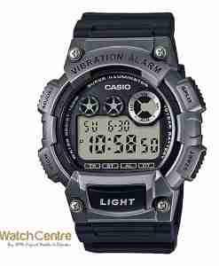 Casio W-735H-1A3VDF Black Silver Sports Wrist Watch Pakistan