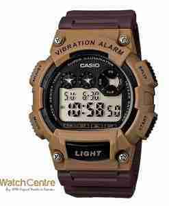 Casio W-735H-5AVDF brown sports digital wrist watch Pakistan