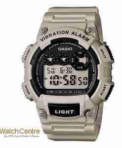 Casio W-735H-8A2VDF cream color sports digital wrist watch Pakistan