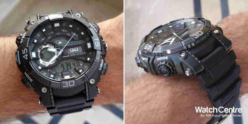 QQ GW97J001 Black Watch Pakistan
